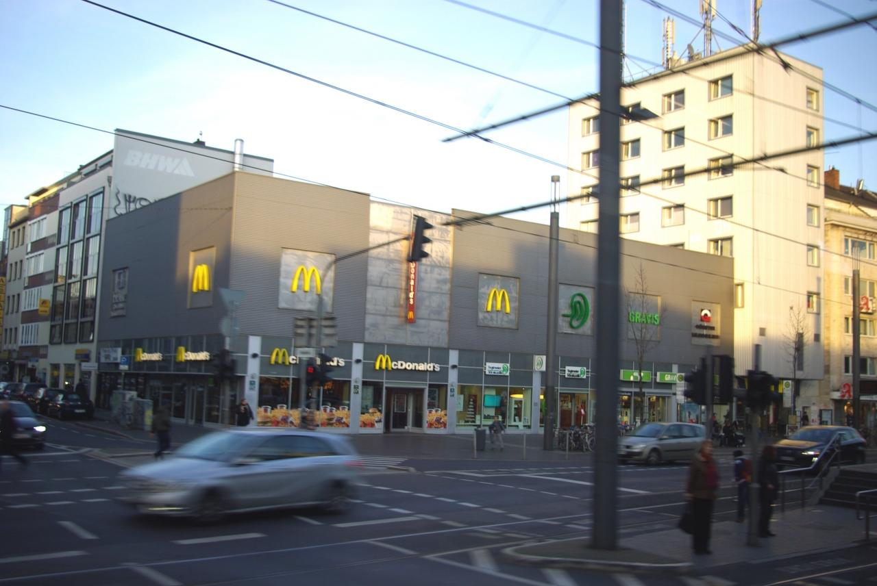 かつて西ドイツの首都だったボン...
