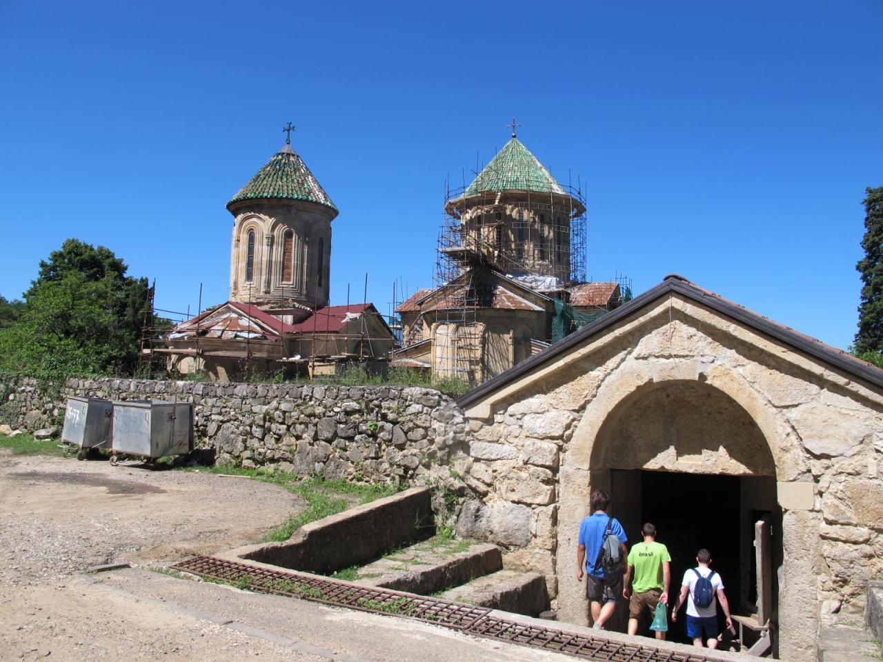ゲラティ修道院の画像 p1_8