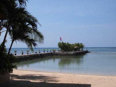 セブ マリン ビーチ リゾート 写真