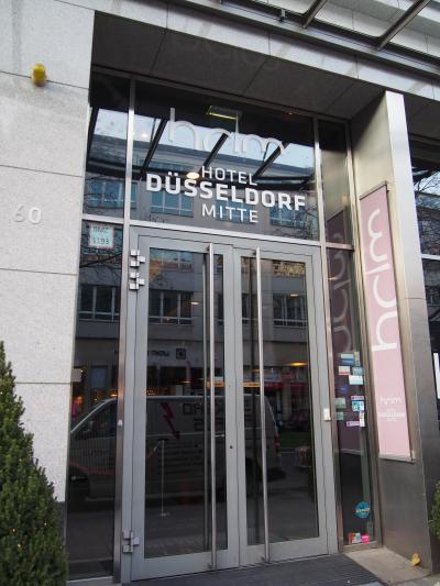 デュセルドルフ ミッテ ホテル 写真