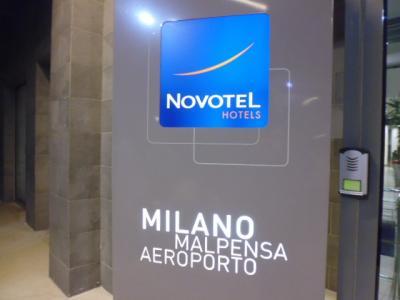 ノボテル ミラン マルペンサ エアポート 写真