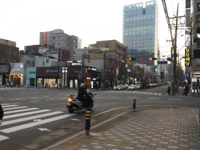 東横イン釜山西面 写真