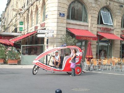 velo-taxi 輪タク