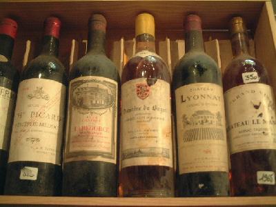 CAVES SAINT-GENES ワイン屋さん