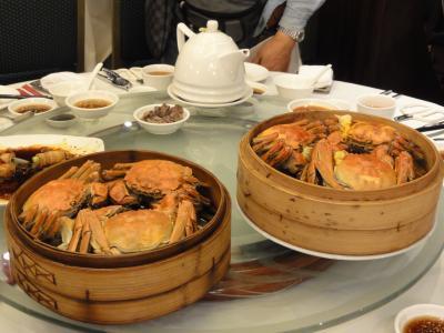 四五六上海酒菜館(ホテルリスボア内)