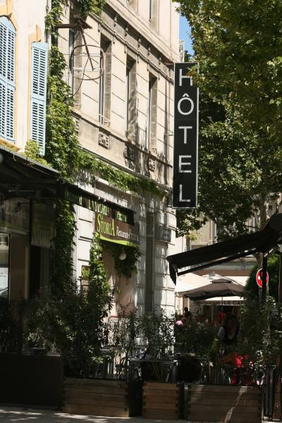 Salon de provence - Grand hotel de la poste salon de provence ...
