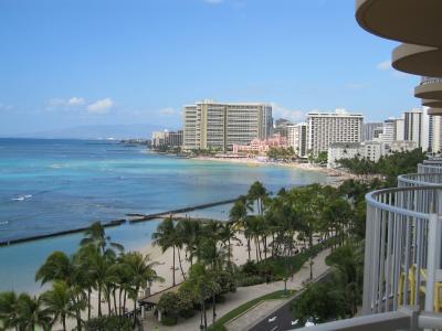 ハワイのホテルを選ぶなら! 絶景ビーチが味わえるホテル特集