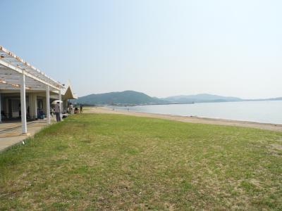 慶野松原海水浴場・キャンプ場