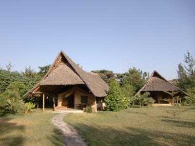 Lake Nakuru Lodge 写真
