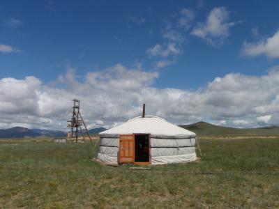 エレステ ツーリスト キャンプ 写真