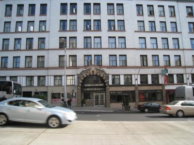 ムーア ホテル 写真