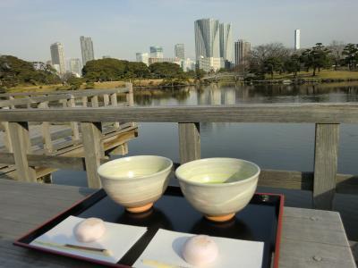 """ほっこり和む♪ 東京の""""日本茶""""と""""和スイーツ""""特集"""