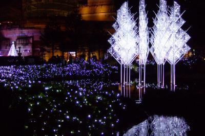 定番だけどやっぱり行きたい 東京のクリスマス イルミネーション