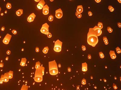 イーペン サンサーイ祭り (イーペン ランナー インターナショナル)