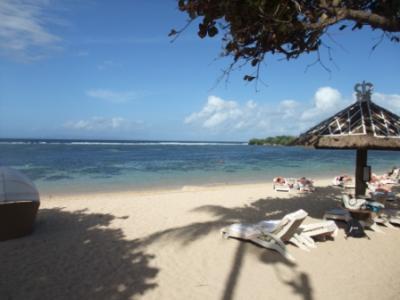 ジンバラン ビーチ