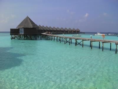 トルハジリ アイランド リゾート ビーチ