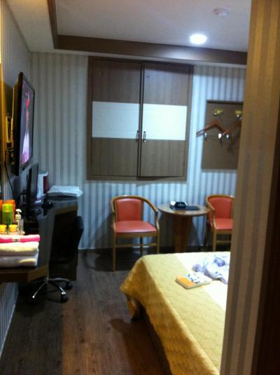 シティ パーク ホテル ソウル 写真