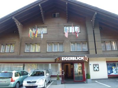 ホテル アイガーブリック 写真