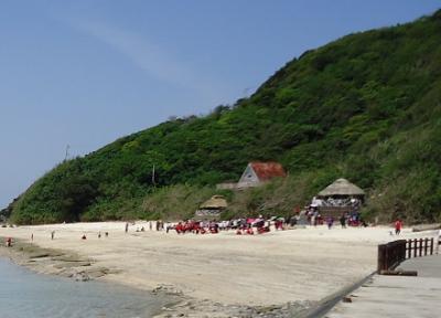 大浜海浜公園小浜キャンプ場