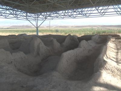 サラズムの原始の都市遺跡
