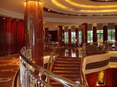 アメリカン・ゴージャスのキラ星ホテル