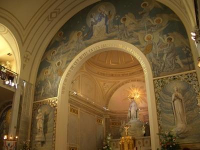 奇跡のメダイ教会