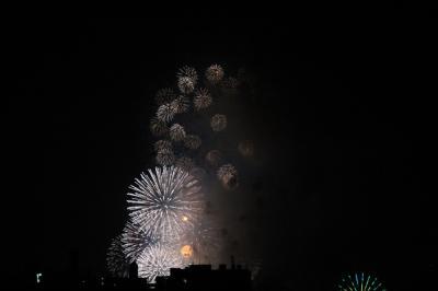 海の日名古屋みなと祭花火大会