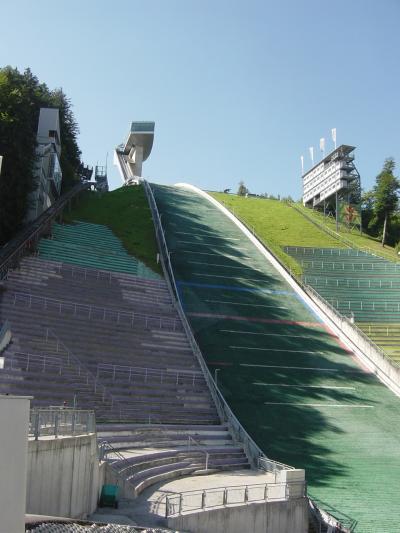 ベルクイーゼル・スキージャンプ競技場