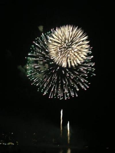 白浜花火大会