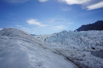 マタヌスカ氷河