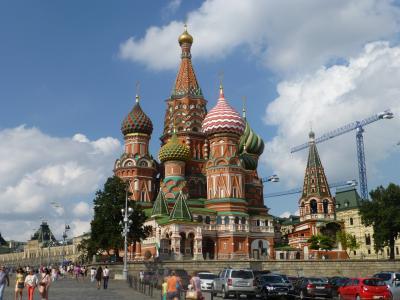 ポクロフスキー聖堂(ワシリー寺院)