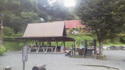 清流の森大川原峡キャンプ場