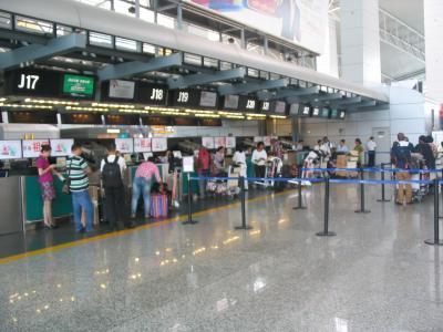 広州白雲国際空港 (CAN)