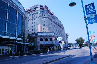 クラウン プラザ ホテル ナイアガラフォールズ / フォールズビュー 写真