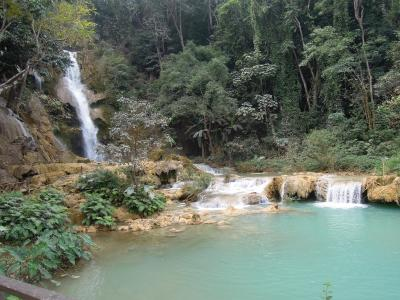クァンシーの滝