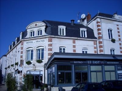 ホテル ドゥ フランス ボーヌ