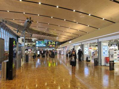 機能的な利用しやすいハブ空港
