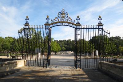 フォンテーヌ庭園