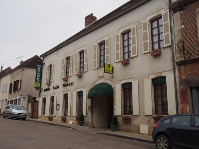 Le Relais Saint Vincent