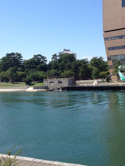 小倉城のついでに