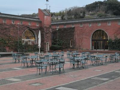 歴史的な建物に泊まる