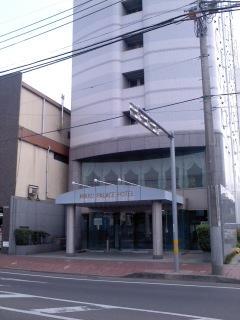 日興パレスホテル太田