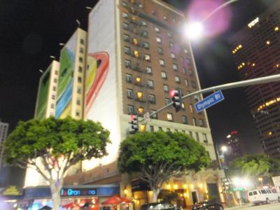 ホテル フィゲロア ダウンタウン ロサンゼルス 写真