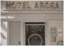 ホテル アローザ 写真