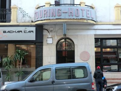 ホテル ツーリング