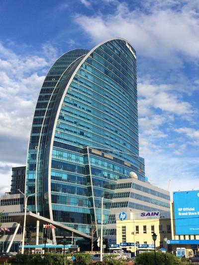 The Blue Sky Hotel and Tower 写真