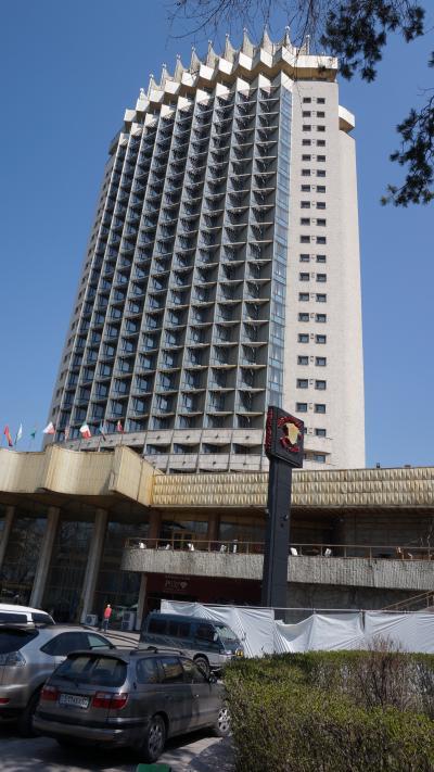 ホテル カザフスタン 写真