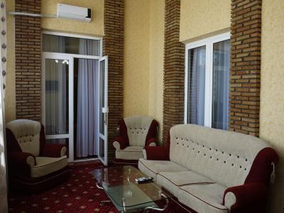 Hotel Asia Samarkand 写真