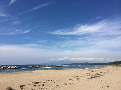素浜海水浴場(キャンプ場)