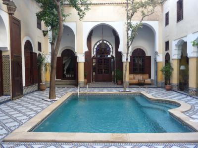 Riad Maison Bleue and Spa 写真